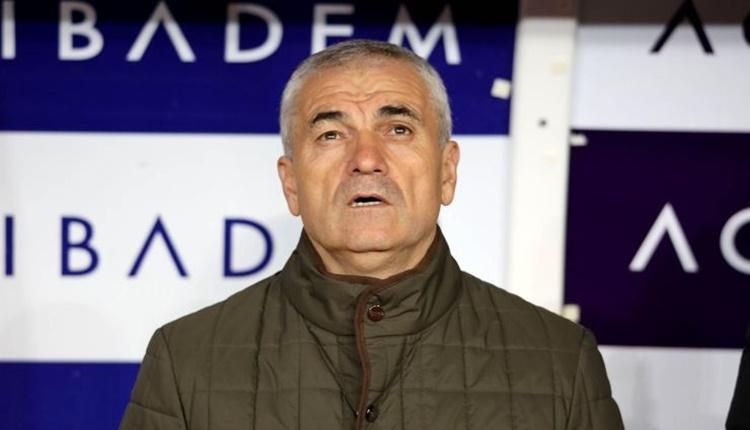 Rıza Çalımbay: 'Başarılı bir futbolla 3 puanı hak ettik'