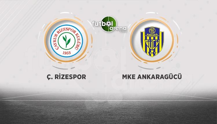 Rizespor Ankaragücü beIN Sports canlı şifresiz izle (Çaykur Rize Ankaragücü CANLI)