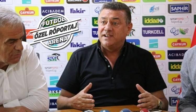 Rizespor Başkanı Hasan Kartal'dan transfer açıklaması