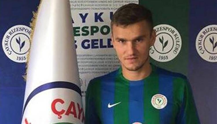 Rizespor'da Oleksandr Gladky hayal kırıklığı yarattı