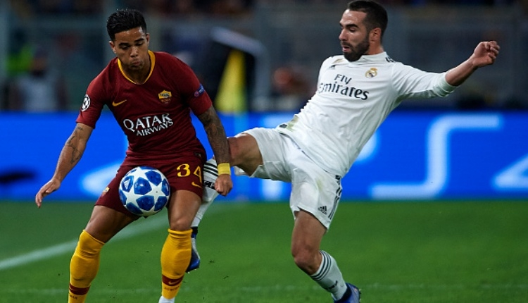 Roma 0-2 Real Madrid maç özeti ve golleri izle (Şampiyonlar Ligi maç özetleri izle)