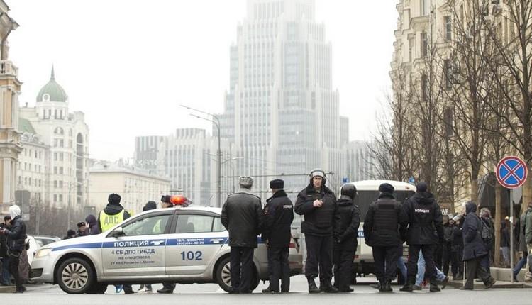 Rusya'nın başkenti Moskova'da bomba alarmı