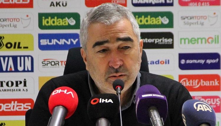 Samet Aybaba soyunma odası konuşmalarını anlattı: 'Bu takımın hocası olmak istemiyorum'