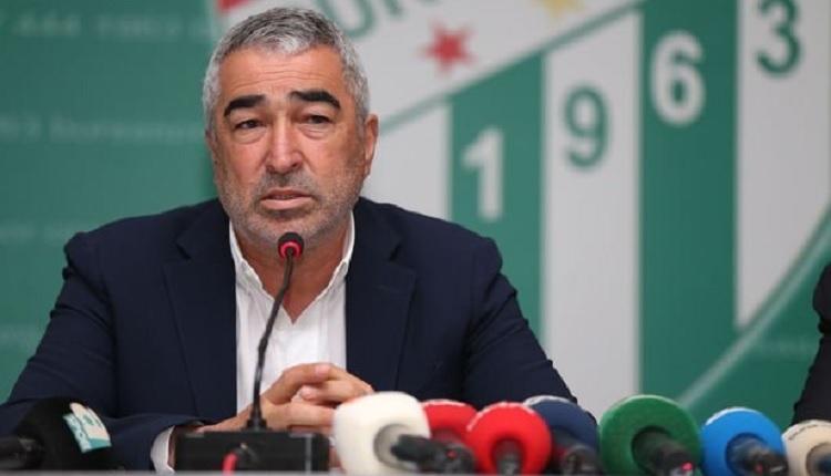Samet Aybaba'dan Trabzonspor maçı sonrası açıklama