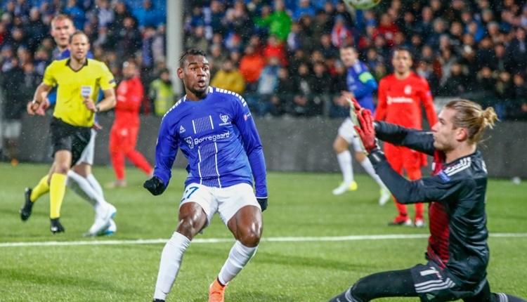 Sarpsborg 2 - 3 Beşiktaş maçın özeti ve goller