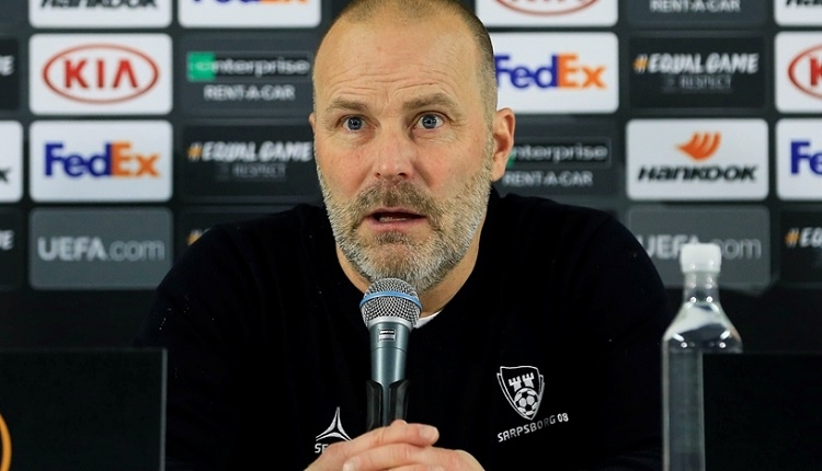 Sarpsborg Teknik Direktörü Bakke: 'Beşiktaş'tan bunu beklemiyordum'
