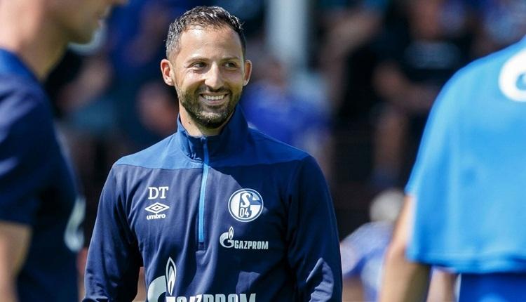 Schalke hocası Tedesco'dan Galatasaray'a övgü