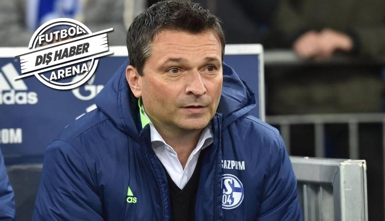 Schalke'den ilk sözler: