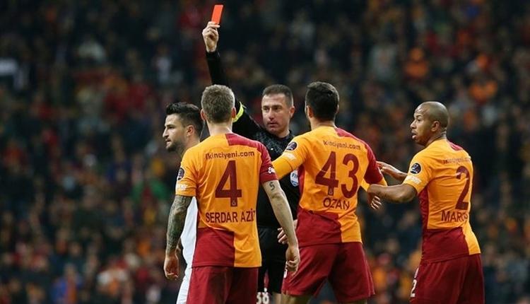 Serdar Aziz kaç maç ceza alacak? PFDK açıklamasındaki detaylar