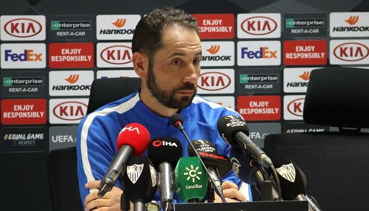 Sevilla hocasından Akhisarspor itiafı: