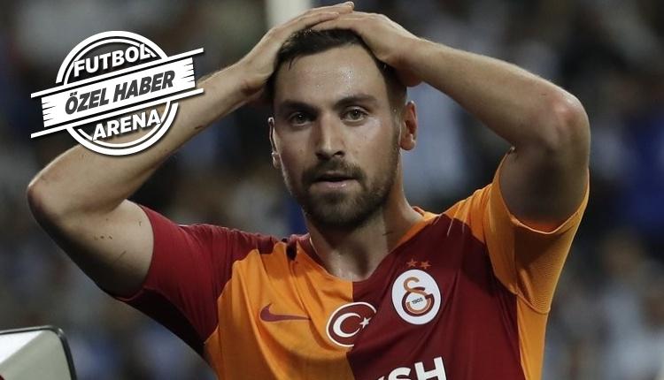 Sinan Gümüş, Konyaspor maçında oynayacak mı?