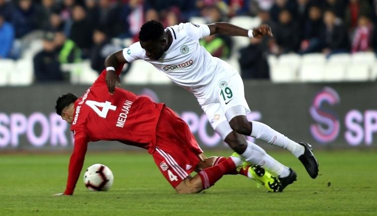 Sivasspor 0-0 Konyaspor maç özeti (İZLE)