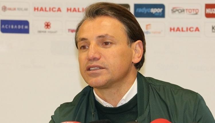 Sivasspor'da Tamer Tuna istifa etti