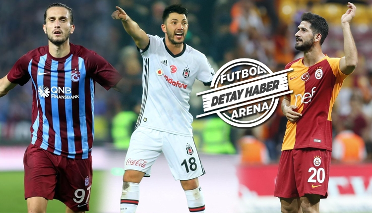 Süper Lig'de değerini katlayan futbolcular