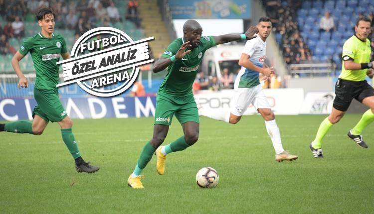 Süper Lig'de hava topunun kralı Mustapha Yatabare