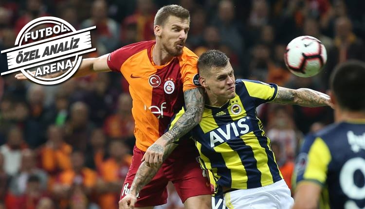 Süper Lig'de savunmanın kulesi Serdar Aziz