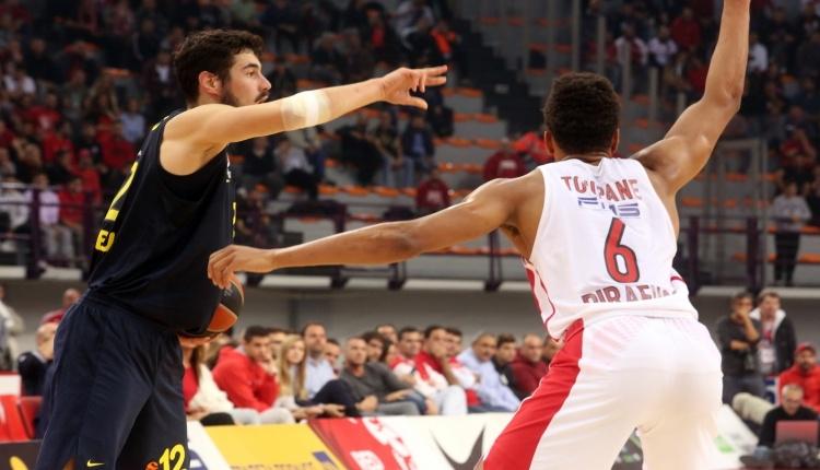 THY Euroleague: Olympiakos: 72 - Fenerbahçe: 73 maç özeti izle
