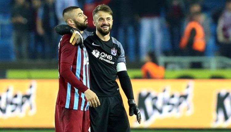 Trabzonspor divan kurulundan Burak Yılmaz ve Onur Kıvrak kararı