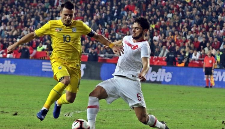 Türkiye 0-0 Ukrayna maç özeti (İZLE)