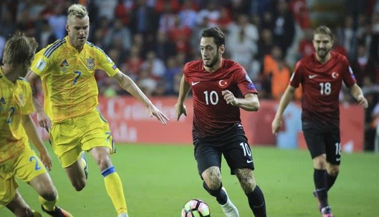 Türkiye - Ukrayna maçının bilet fiyatları