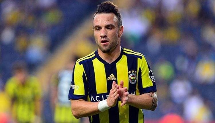 Valbuena atıyor, Fenerbahçe kazanıyor