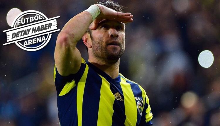Valbuena, Fenerbahçe - Alanyaspor maçında yine sahnede