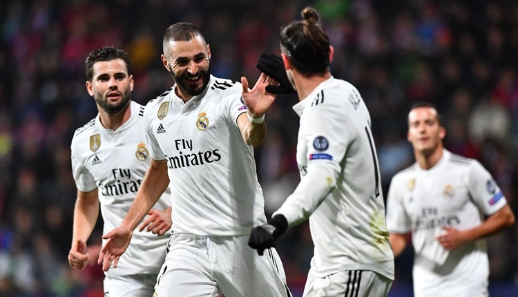 Viktoria Plzen 0-5 Real Madrid maç özeti ve golleri izle