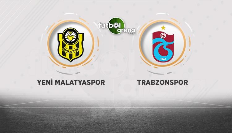 Yeni Malatyaspor - Trabzonspor muhtemel 11'ler