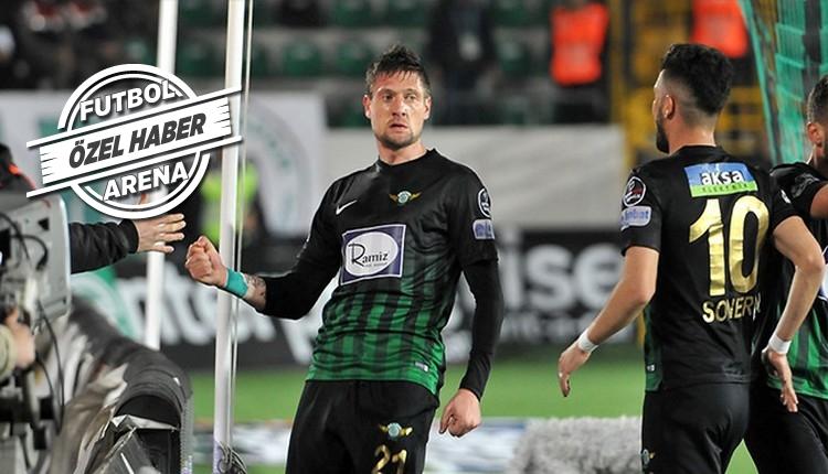 Yevhen Seleznyov, Galatasaray'a teklif edildi