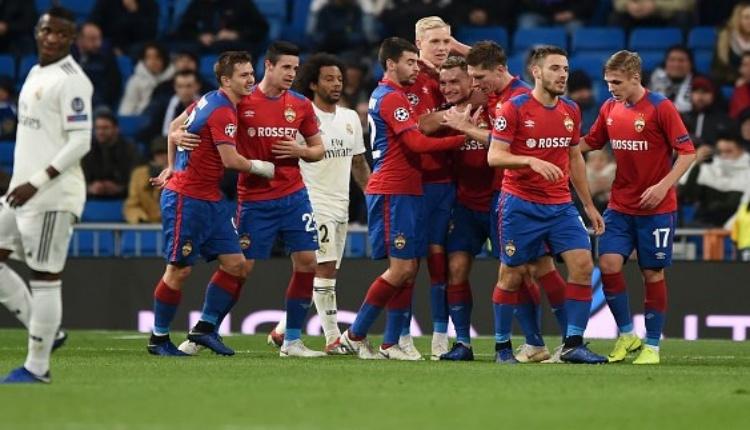 Real Madrid 0-3 CSKA Moskova maç özeti ve golleri izle