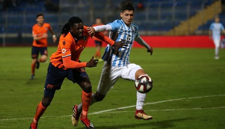 Adana Demirspor 1-1 Başakşehir maç özeti ve golü izle (Türkiye Kupası maç sonuçları)