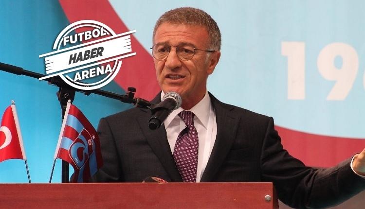 Ahmet Ağaoğlu'ndan Trabzonspor taraftarına Rizespor uyarısı