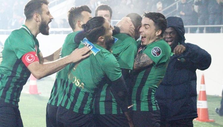 Akhisarspor 3 - 0 Fenerbahçe maçın özeti ve golleri