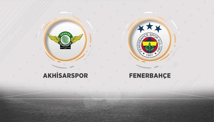 Akhisarspor - Fenerbahçe canlı izle, Akhisarspor - Fenerbahçe şifresiz İZLE (Akhisarspor - Fenerbahçe beIN Sports canlı şifresiz İZLE)