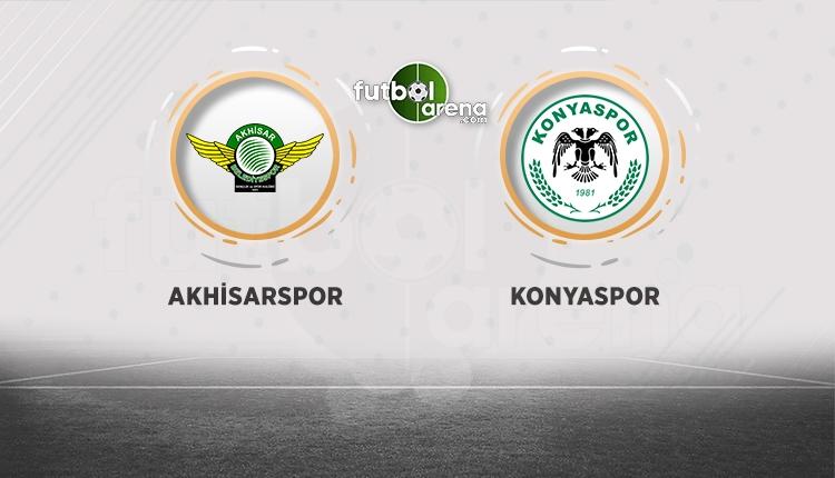 Akhisarspor Konyaspor maçı canlı şifresiz izie (BeIN Sports canlı şifresiz izle)