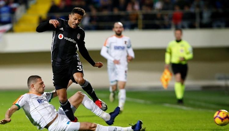 Alanyaspor 0 - 0 Beşiktaş maçın özeti (İZLE)