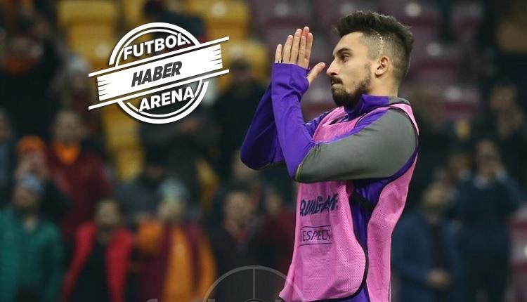 Alex Telles Galatasaray'ın belalısı oldu