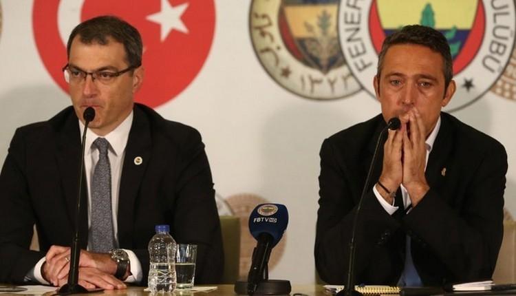 Ali Koç açıkladı! Fenerbahçe'de Damien Comolli göreve devam edecek mi?