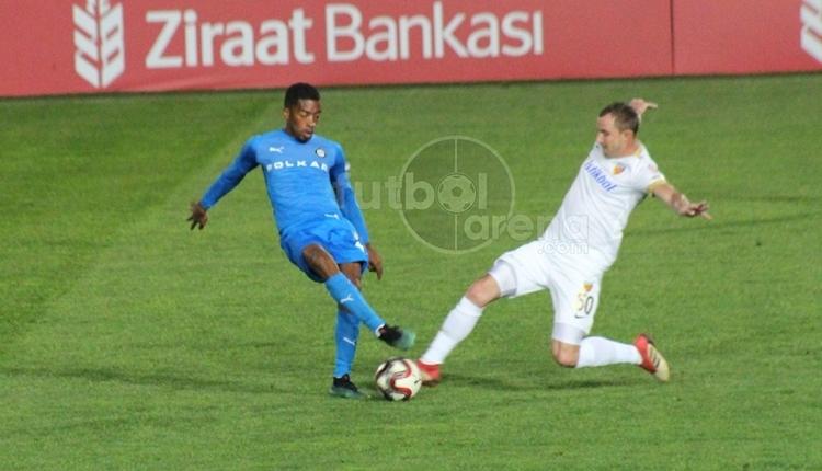 Altay 1-2 Kayserispor maç özeti ve golü izle (Türkiye Kupası maç sonuçları)