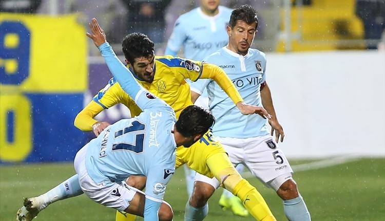 Ankaragücü 0-1 Başakşehir maç özeti ve golü izle