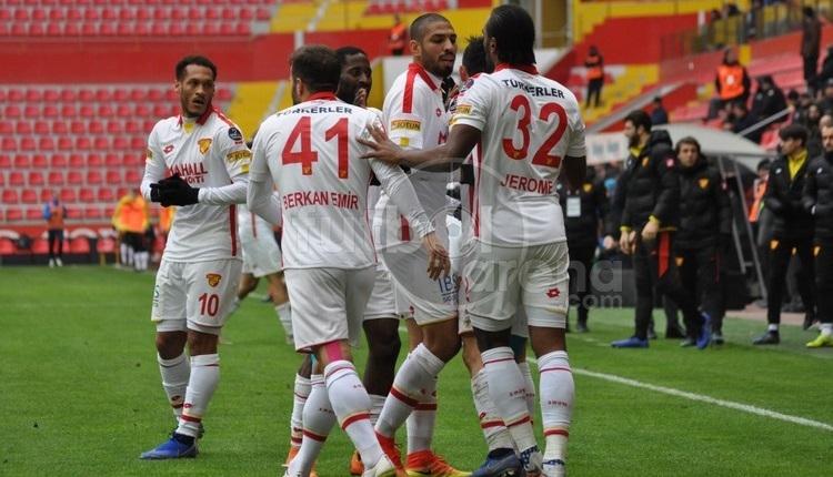 Ankaragücü 0-3 Göztepe maç özeti ve golleri İZLE
