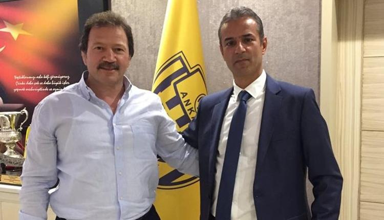 Ankaragücü Başkanı Mehmet Yiğiner: 'İsmail Kartal yalan söyledi'