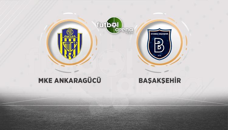 Ankaragücü - Medipol Başakşehir maçı nerede oynanacak? Ankaragücü - Başakşehir maçının oynanacağı stat