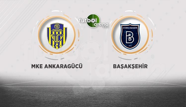 Ankaragücü - Medipol Başakşehir maçının stadı belli oldu - (Ankaragücü - Başakşehir maçı nerede?)