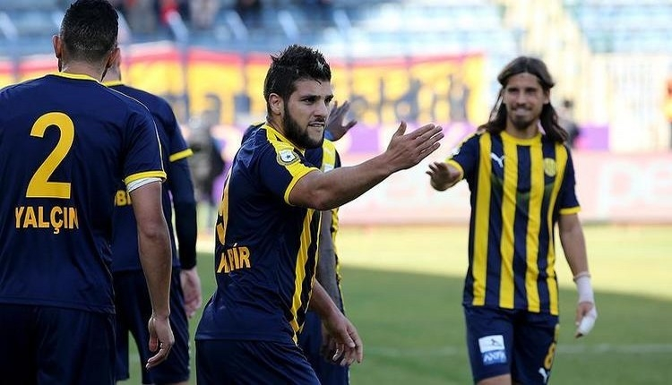 Ankaragücü'nde en golcü isim El Kabir