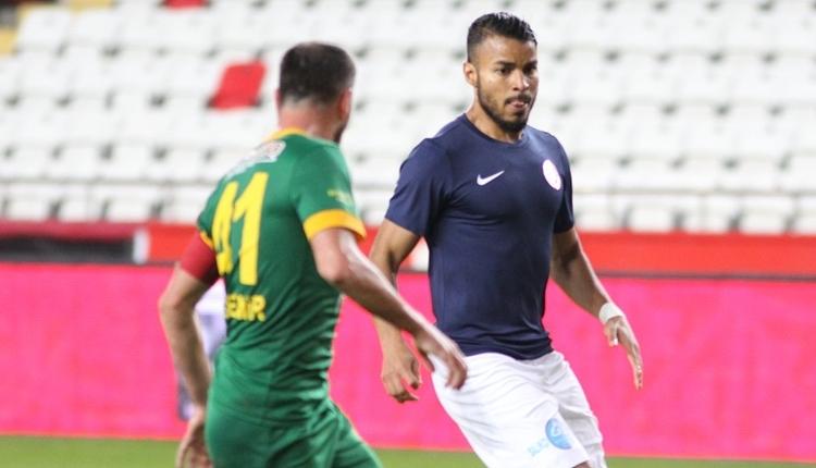 Antalyaspor 2-2 Darıca Gençlerbirliği maç özeti ve golleri izle (Türkiye Kupası maç sonuçları)