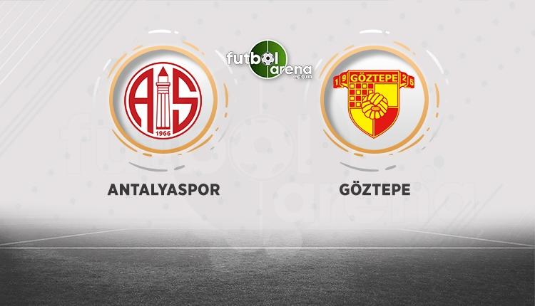 Antalyaspor - Göztepe beIN Sports canlı şifresiz izle (Antalya Göztepe CANLI)