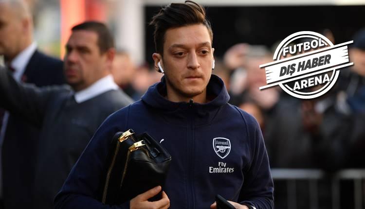 Arsenal Mesut Özil'i İnter'e satıyor! Bonservisi belirlendi
