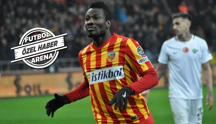 Asamoah Gyan, FutbolArena'ya konuştu