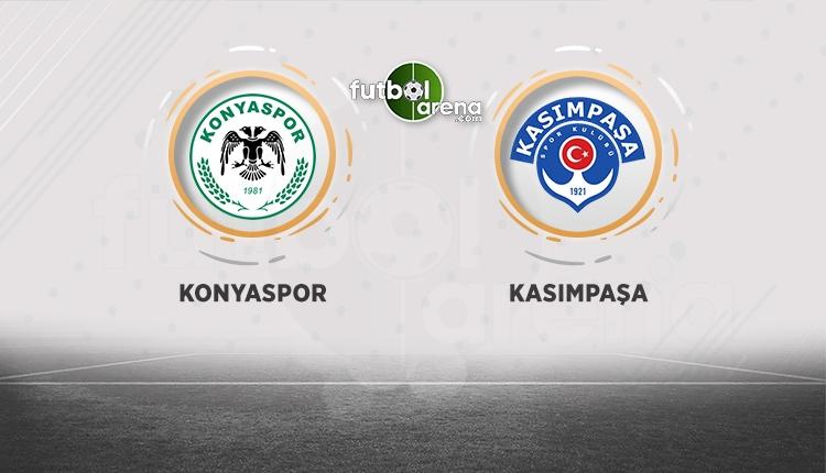 Atiker Konyaspor - Kasımpaşa beIN Sports canlı şifresiz izle (Konya - Kasımpaşa CANLI)